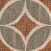 Sardis mosaic - wood mosaic texture.  ( High res.)