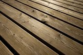 Wooden deck background lumber pattern