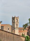 Old Tower In Taormina