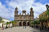 Cathedral Of Saint Ana, Las Palmas De Gran Canaria