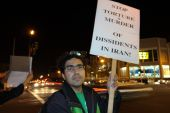 Iran freedom rally