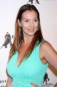 LOS ANGELES - MAR 31:  Elena Grinenko at the LA Ballroom Studio Grand Opening at LA Dance Studio on