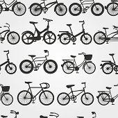 Retro Bike Background