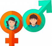 Symbols Of Male And Female