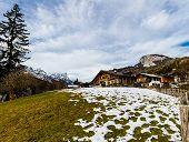 Dolomites Mountains House