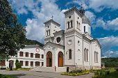 Bistrita Monastery, Romania