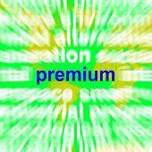 Premium Word Cloud Shows Best Bonus Premiums