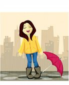 Enjoy the rain