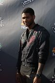 LOS ANGELES - APR 3:  Usher at the