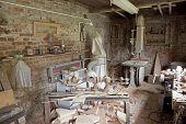 Carpenter's Workshop.