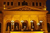 Frankfurt - Old Opera House (gallery)