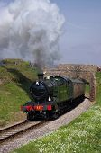 Great Western Steam Locomotive