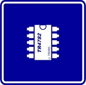 integrated circuit sign
