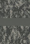 stock photo of camo  - camouflage title page  - JPG
