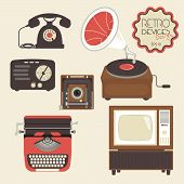 Retro devices set