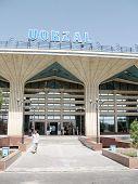 Samarkand The Passenger Depot 2007