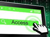 Access Online Means World Wide Web And Www