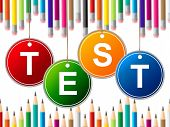 Education Exam Means Questionnaire College And Learned