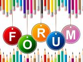 Forums Forum Represents Social Media And Chat