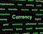 Forex Money Means Foreign Currency And Exchange