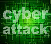 Cyber Attack Indicates World Wide Web And Crime