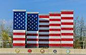Veterans Memorial Flag