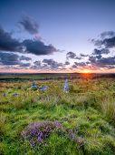 Garrow Tor On Bodmin Moor