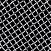 Microphone Grill Background