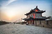 Ancient City Of Xian
