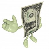 Money Waving