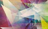 Abstract Polygonal Artwork