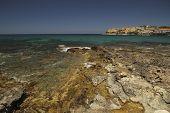 Coast In Rethymno