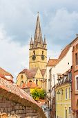 Lutheran Cathedral, Sibiu City, Romania