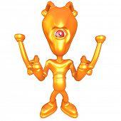 3D Martian