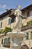 Statue Of Madonna