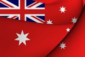 Civil Ensign Of Australia