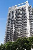 Real Estate Condominium Building