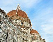 Basilica Di Santa Maria Del Fiore In Florence.