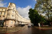 Royal Crescent, London, Uk