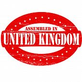 Assembled In United Kingdom