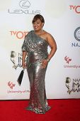 LOS ANGELES - FEB 6:  Chandra Wilson at the 46th NAACP Image Awards Arrivals at a Pasadena Convention Center on February 6, 2015 in Pasadena, CA