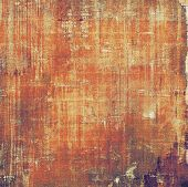 Abstract textured background designed in grunge style. With different color patterns: yellow (beige); brown; red (orange); purple (violet)