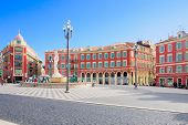 Place Massena In Nice