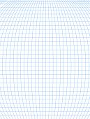image of longitude  - Blue longitude and latitude grid lines vector - JPG