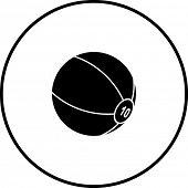 medicine ball symbol