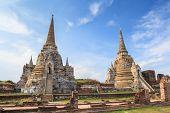 Ayutthaya Historical Park in Thailand