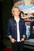 LOS ANGELES - FEB 10:  Ross Lynch at the