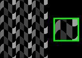 Checkered 3D Texture