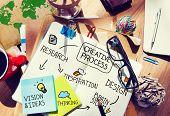 Creative Process Design Concept
