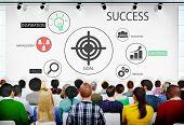 Success Seminar Meeting Conference Motivation Concept